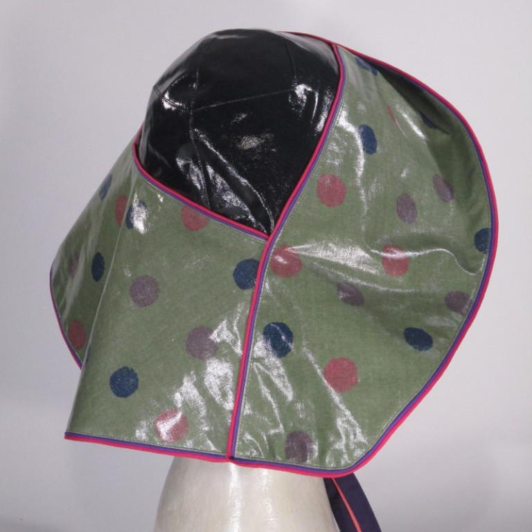 Kopfbedeckung - Regenhut - Seafoam dunkelblau
