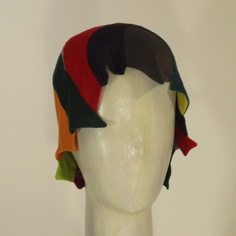 Alopecia Kopfbedeckung - Käppchen - jung bunt