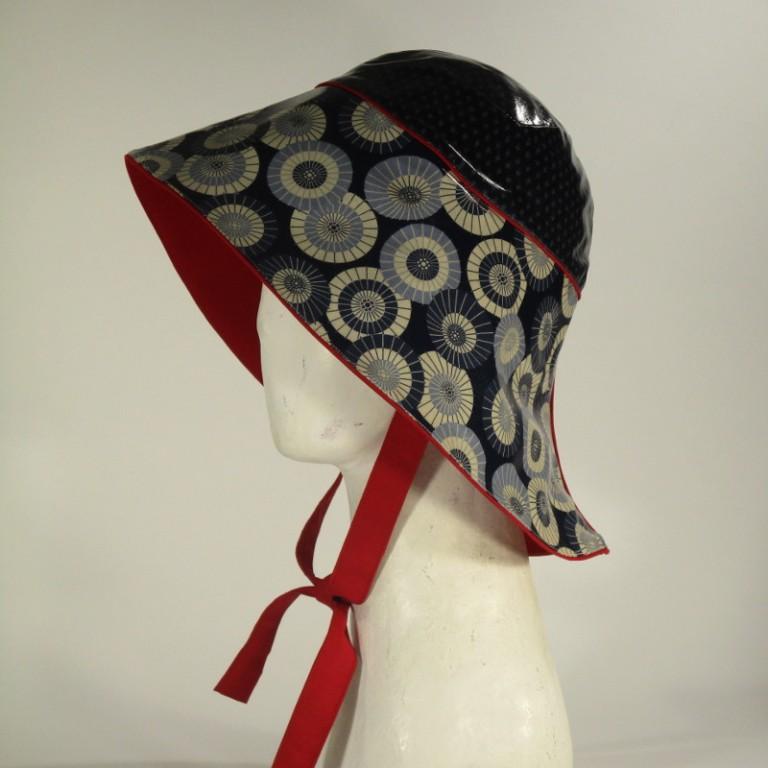 Kopfbedeckung - Regenhut - Regenschirme