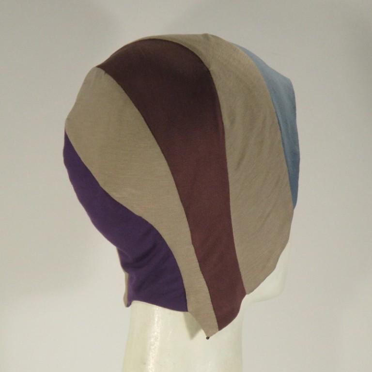Kopfbedeckung - Alopecia (hinten) - Viscose