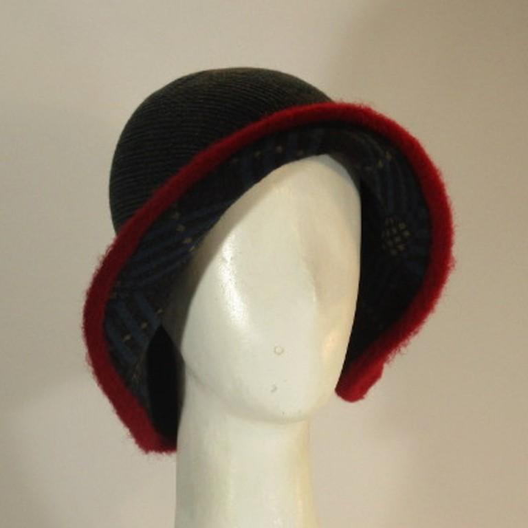 Kopfbedeckung - Hut 50er Jahre - Wirkware