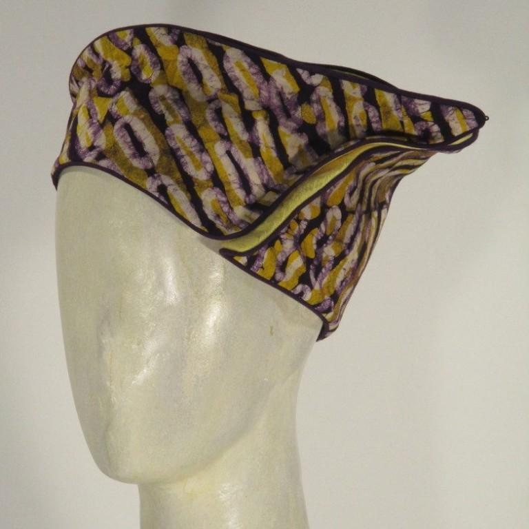 Kopfbedeckung - Toque - Afrika