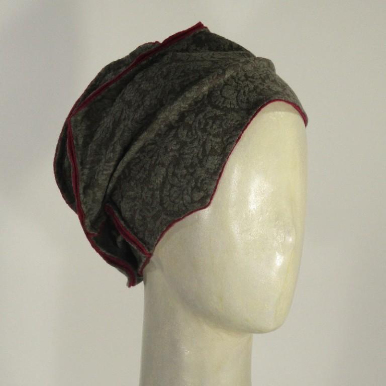 Kopfbedeckung - Chemotherapie Cloche für jeden tag