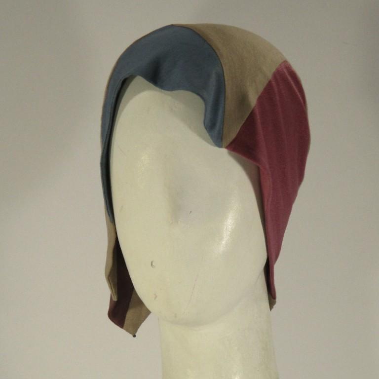 Kopfbedeckung - Alopecia (hinten) - vierfarbig