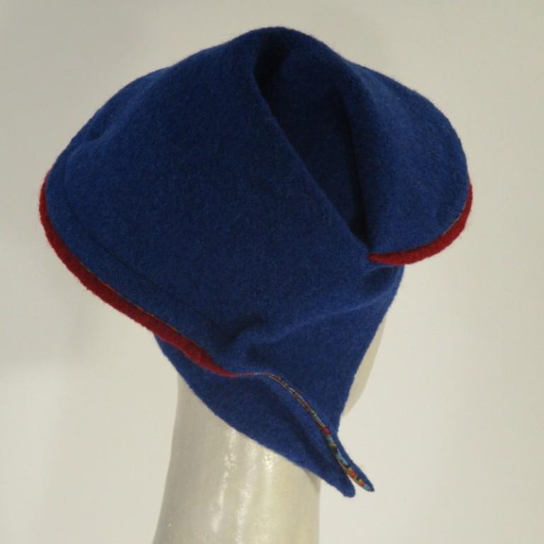 Kopfbedeckung - Kapotte Hut