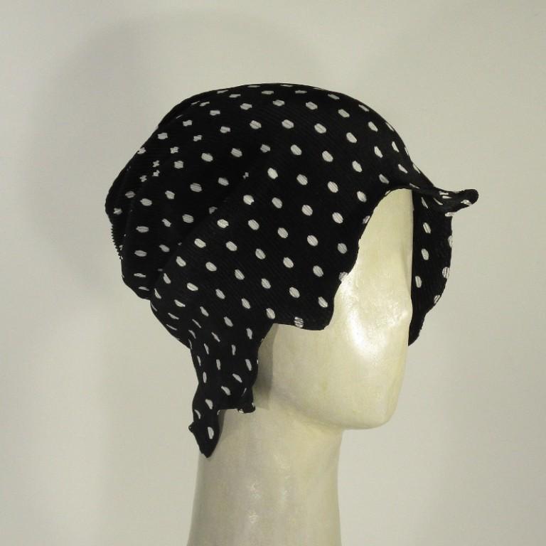 Kopfbedeckung - Alopecia - getupft