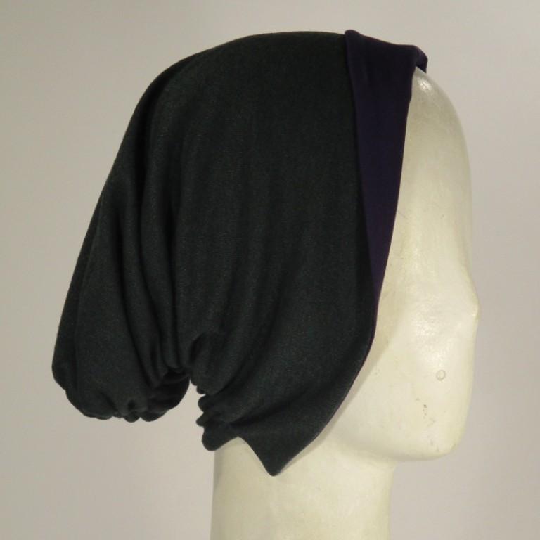 Kopfbedeckung - Chemotherapie - zum Wenden