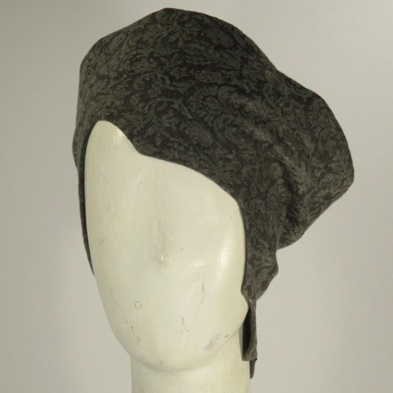 Kopfbedeckung - Chemotherapie - weiche Viscose