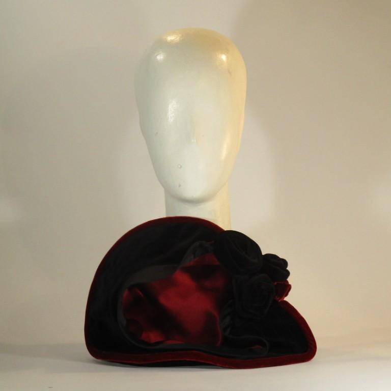 Kopfbedeckung - Innenverarbeitung